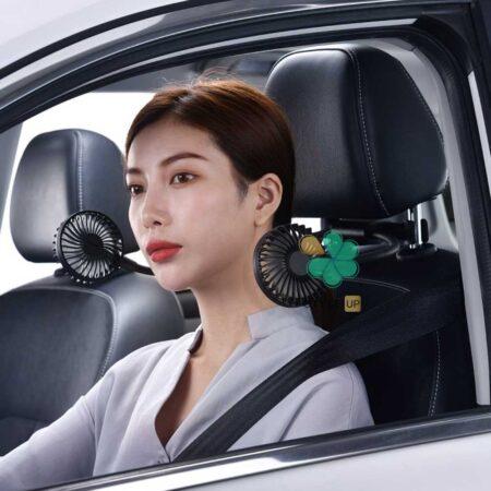 خرید پنکه داخل ماشین بیسوس مدل Baseus Blustery CXJF-01