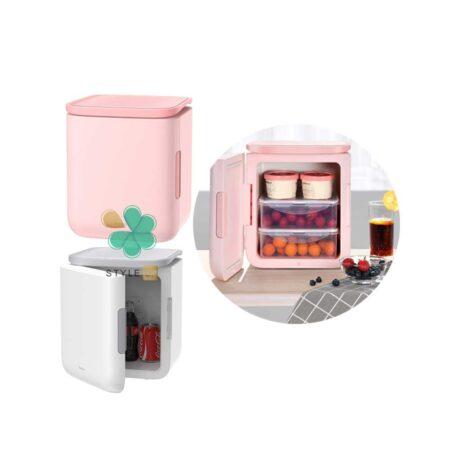 قیمت مینی یخچال و گرم کن قابل حمل بیسوس مدل Baseus Igloo ACXBW-A02