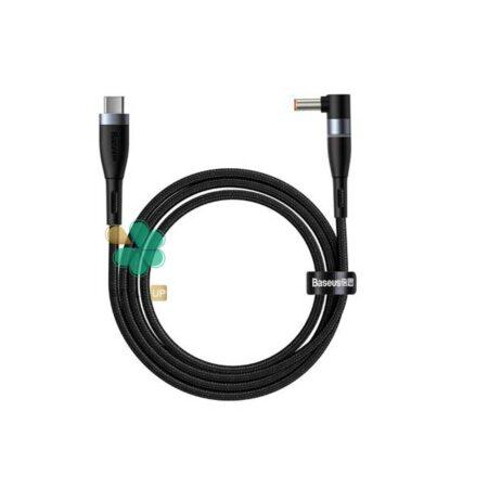 قیمت کابل شارژ مغناطیسی سوزنی لپ تاپ لنوو Baseus Zinc Type C to DC CATXC-X01