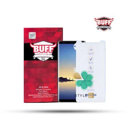 خرید محافظ صفحه Buff گوشی سامسونگ Galaxy Note 8 مدل Hydrogel Matte