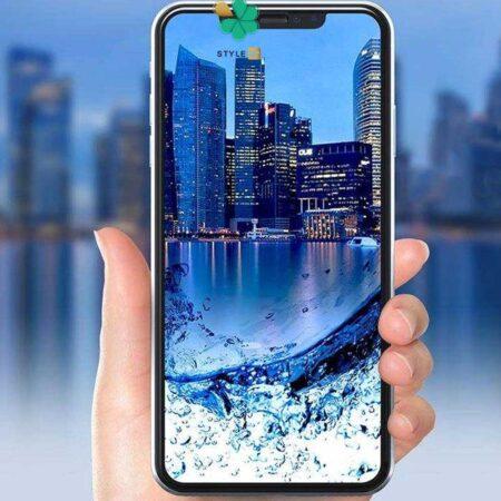 عکس محافظ صفحه Hydrogel گوشی اپل iPhone 11 Pro Max برند Buff