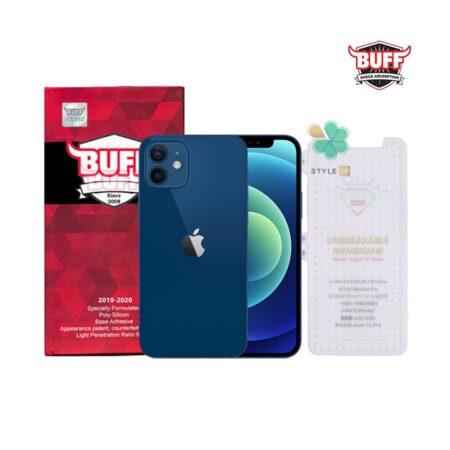 خرید محافظ صفحه Hydrogel گوشی اپل iPhone 12 Mini برند Buff