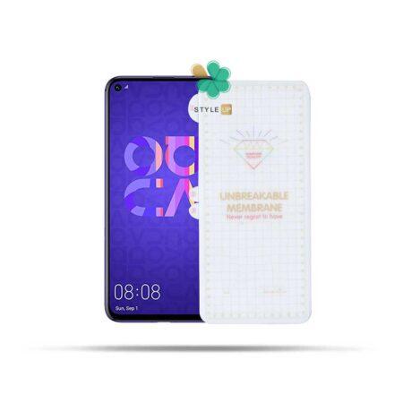 خرید محافظ صفحه Hydrogel گوشی هواوی Huawei nova 5T برند Buff