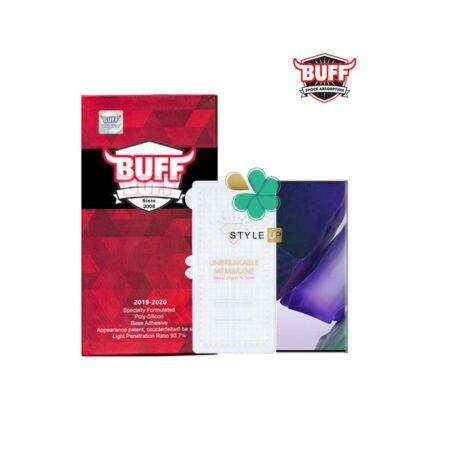 قیمت محافظ صفحه Hydrogel گوشی سامسونگ Samsung Note 20 برند Buff