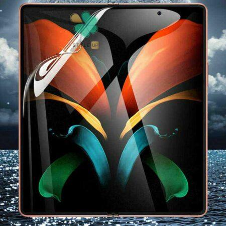 خرید محافظ صفحه Hydrogel گوشی سامسونگ Samsung Z Fold 2 5G برند Buff