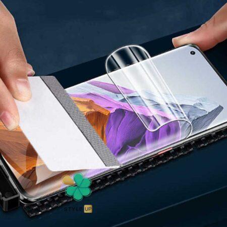 خرید محافظ صفحه Hydrogel گوشی شیائومی Xiaomi Mi 11 Pro برند Buff