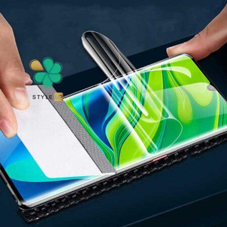 خرید محافظ صفحه Hydrogel گوشی شیائومی Xiaomi Mi Note 10 Pro برند Buff