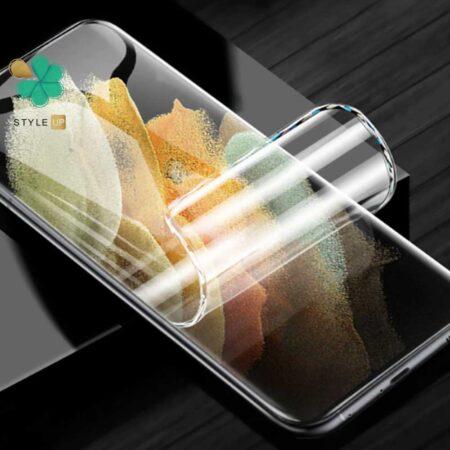 خرید محافظ صفحه Hydrogel گوشی سامسونگ Samsung S21 Ultra برند Buff