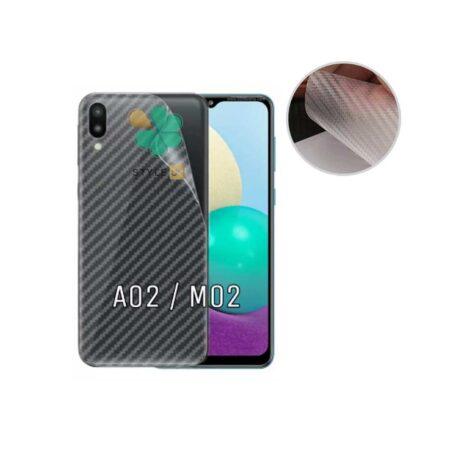 قیمت برچسب نانو پشت کربنی گوشی سامسونگ Samsung Galaxy A02