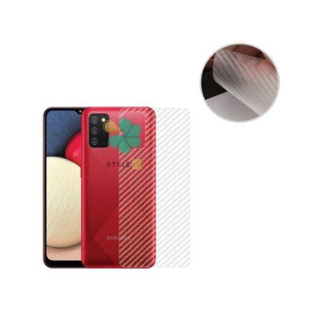قیمت برچسب نانو پشت کربنی گوشی سامسونگ Samsung Galaxy A02s