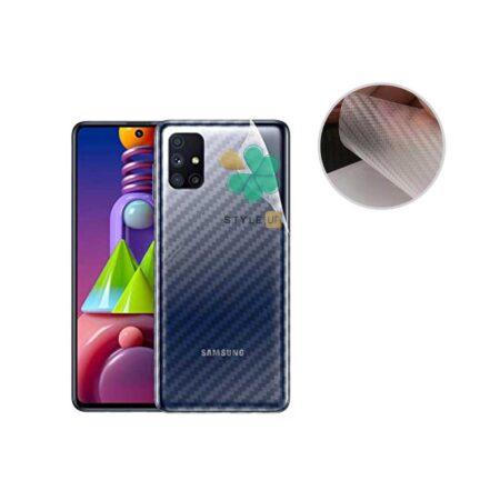 قیمت برچسب نانو پشت کربنی گوشی سامسونگ Samsung Galaxy M51