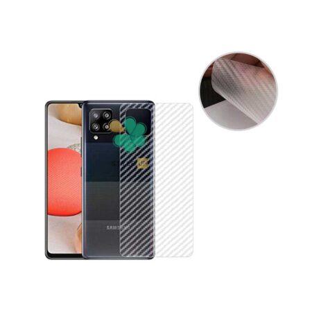 خرید برچسب نانو پشت کربنی گوشی سامسونگ Samsung Galaxy M62