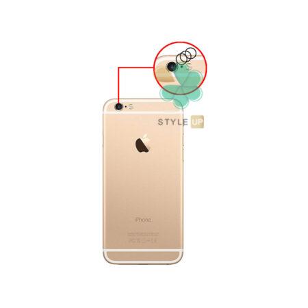 خرید گلس سرامیک لنز دوربین گوشی اپل آیفون Apple iPhone 6 / 6s