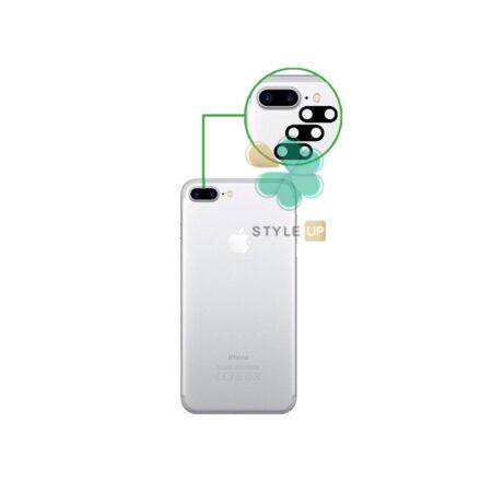 خرید گلس سرامیک لنز دوربین گوشی آیفون iPhone 7 Plus / 8 Plus