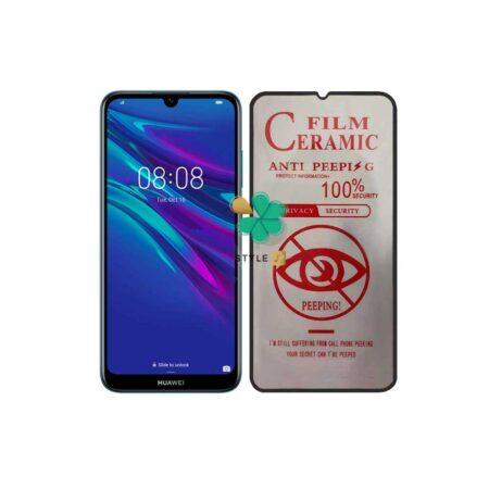 خرید گلس سرامیک پرایوسی گوشی هواوی Y6 2019 / Y6 Prime 2019