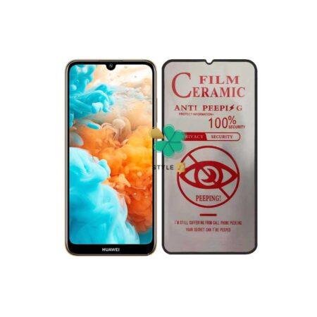 خرید گلس سرامیک پرایوسی گوشی هواوی Huawei Y6 Pro 2019
