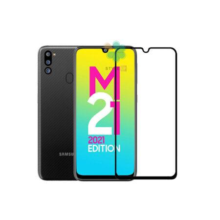خرید گلس سرامیکی گوشی سامسونگ Galaxy M21 2021 مدل تمام صفحهخرید گلس سرامیکی گوشی سامسونگ Galaxy M21 2021 مدل تمام صفحه