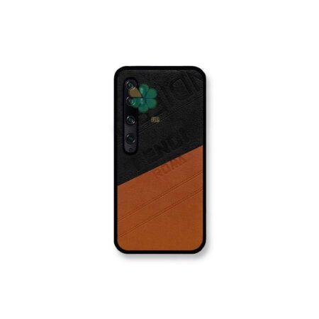 قیمت قاب چرمی گوشی شیائومی Xiaomi Mi CC9 Pro مدل Fendi Roma