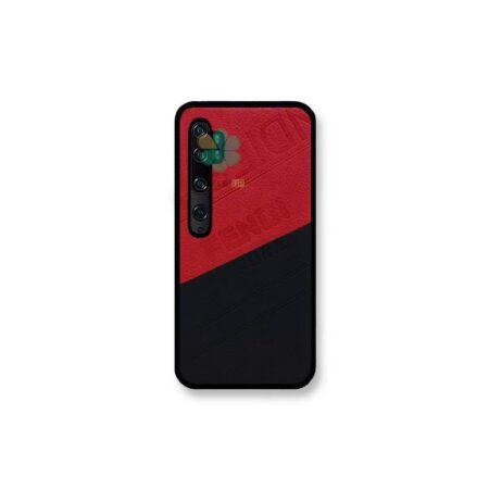 خرید قاب چرمی گوشی شیائومی Xiaomi Mi CC9 Pro مدل Fendi Roma