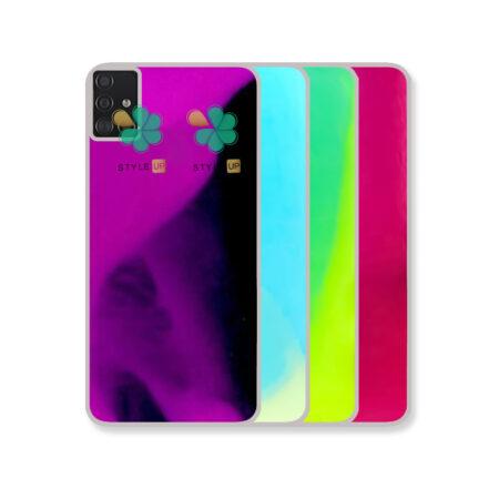 خرید قاب آکواریومی گوشی سامسونگ Samsung Galaxy M51 مدل شب رنگ