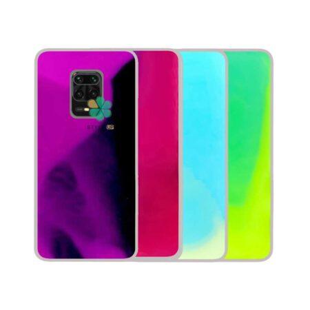 خرید قاب آکواریومی گوشی شیائومی Xiaomi Poco M2 Pro مدل شب رنگ
