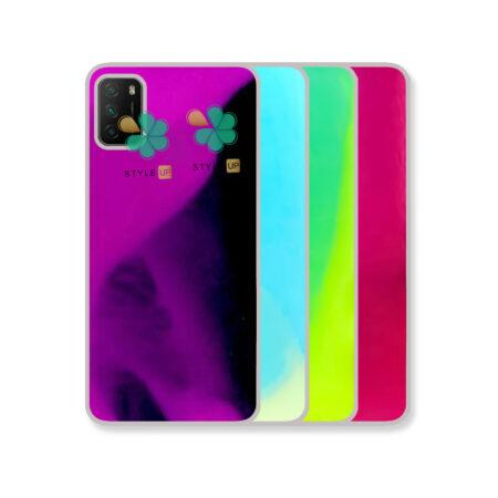 خرید قاب آکواریومی گوشی شیائومی Xiaomi Poco M3 مدل شب رنگ