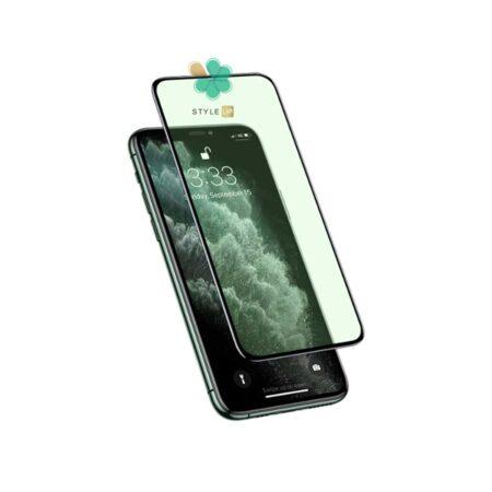 خرید پک دوتایی گلس تمام صفحه گوشی آیفون iPhone XS Max برند بیسوس