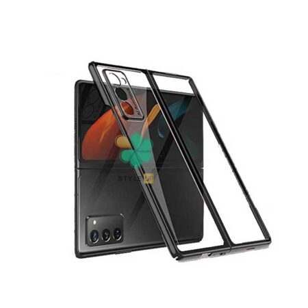 خرید قاب GKK گوشی سامسونگ Samsung Z Fold 2 5G مدل دور رنگی محافظ لنز دار