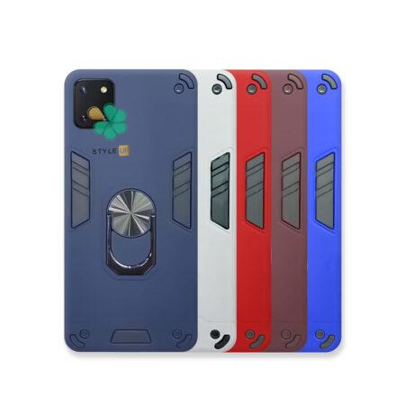 خرید گارد ضد ضربه گوشی سامسونگ Samsung Note 10 Lite / A81 طرح گلادیاتور