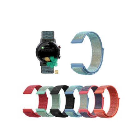 قیمت بند ساعت شیائومی Haylou RT LS05S مدل نایلون لوپ