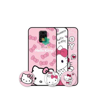 خرید قاب دخترانه گوشی شیائومی Xiaomi Poco M2 Pro مدل Hello Kitty