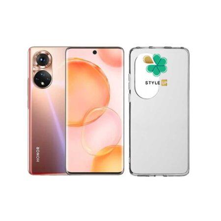 خرید قاب گوشی هواوی Huawei Honor 50 مدل ژله ای شفاف