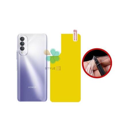 خرید برچسب محافظ نانو پشت گوشی هواوی Huawei Honor X20 SE