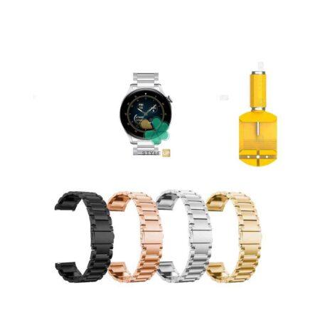 قیمت بند ساعت هواوی واچ Huawei Watch 3 استیل 3Pointers
