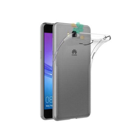 خرید قاب گوشی هواوی Huawei Y6 2017 مدل ژله ای شفاف