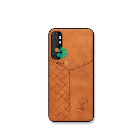 قیمت قاب چرمی گوشی شیائومی Xiaomi Mi Note 10 Lite مدل Hunter