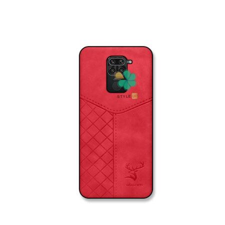 قیمت قاب چرمی گوشی شیائومی Xiaomi Redmi Note 9 مدل Hunter