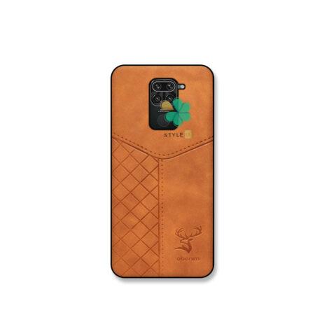 خرید قاب چرمی گوشی شیائومی Xiaomi Redmi Note 9 مدل Hunter