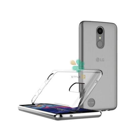 خرید قاب گوشی ال جی LG K8 2017 مدل ژله ای شفاف