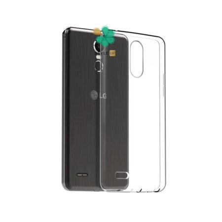 خرید قاب گوشی ال جی LG Stylus 3 مدل ژله ای شفاف