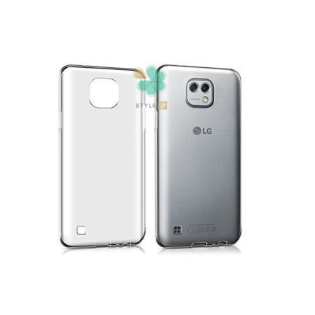 خرید قاب گوشی ال جی LG X Cam مدل ژله ای شفاف