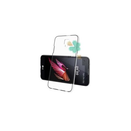 خرید قاب گوشی ال جی LG X Screen مدل ژله ای شفافخرید قاب گوشی ال جی LG X Screen مدل ژله ای شفاف