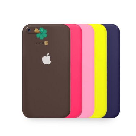 خرید قاب گوشی اپل iPhone 7 Plus / 8 Plus مدل سیلیکونی محافظ لنز دار