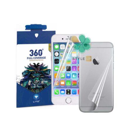 قیمت محافظ نانو پشت و رو گوشی اپل ایفون Apple iPhone 6 / 6s برند Lito