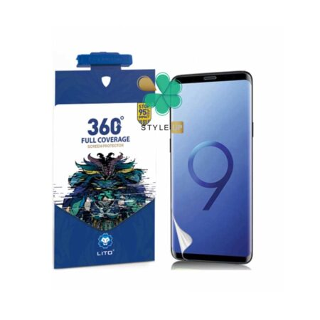 قیمت محافظ نانو پشت و رو گوشی سامسونگ Samsung S9 Plus برند Lito