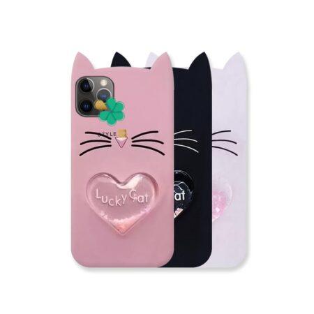 قیمت کاور آکواریومی گوشی ایفون iPhone 11 Pro Max طرح Lucky Cat