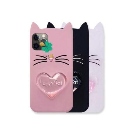قیمت کاور آکواریومی گوشی ایفون Apple iPhone 12 Pro طرح Lucky Cat