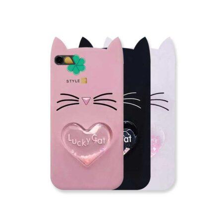 خرید کاور آکواریومی گوشی ایفون Apple iPhone 7 / 8 طرح Lucky Cat