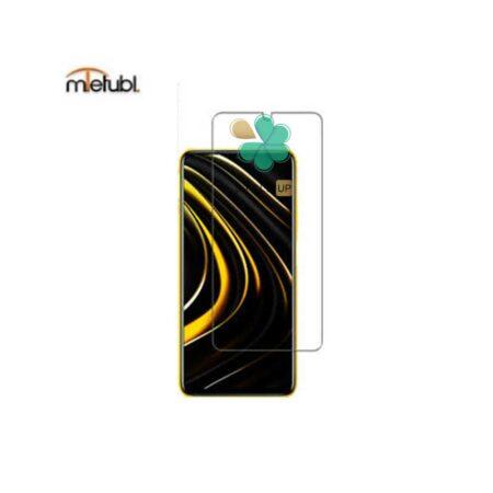 قیمت گلس دور تراش بدون حاشیه میتوبل گوشی شیائومی Xiaomi Poco M3