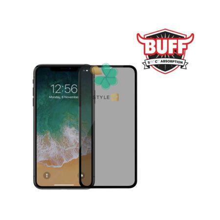 خرید محافظ صفحه گلس گوشی ایفون iPhone X / XS مدل Buff 5D Matte